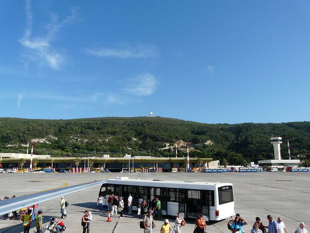 Аэропорт Родос