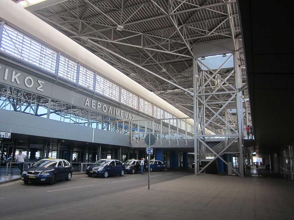 Аэропорт Салоники
