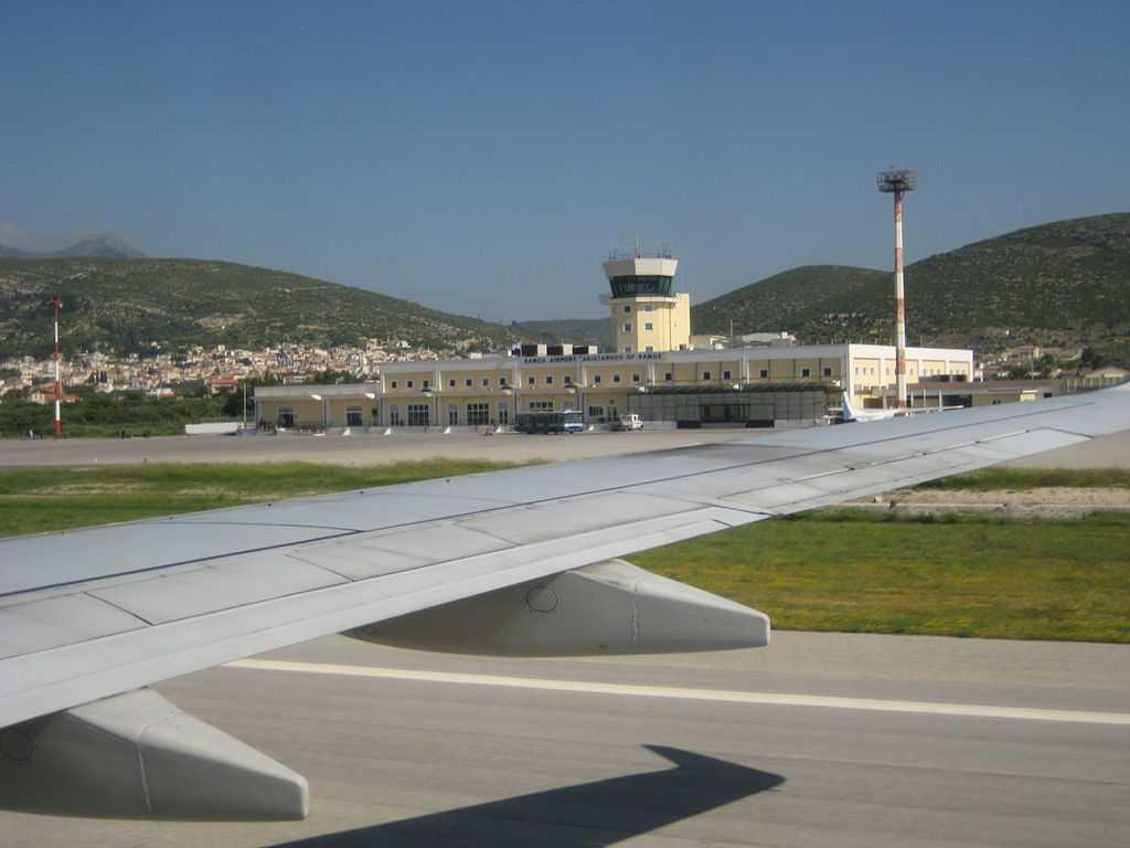 Аэропорт Самос