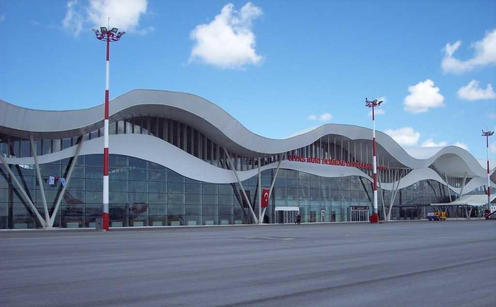 Аэропорт Сивас