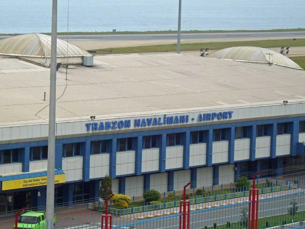 Аэропорт Трабзон
