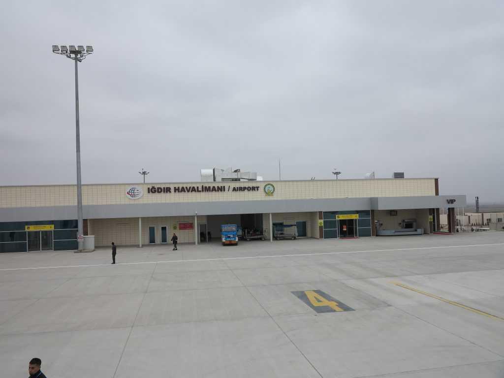 Аэропорт Ыгдыр