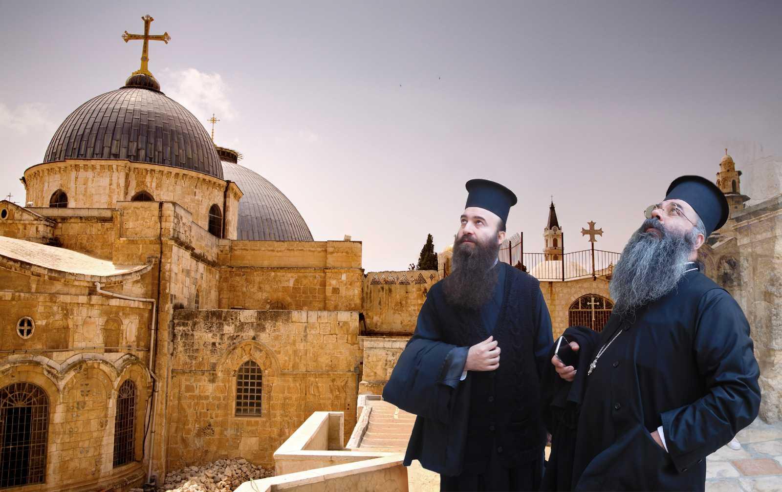Где находится Гроб Господень в Израиле