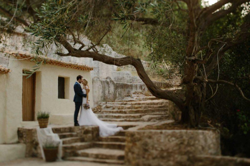 Как сыграть свадьбу в Греции