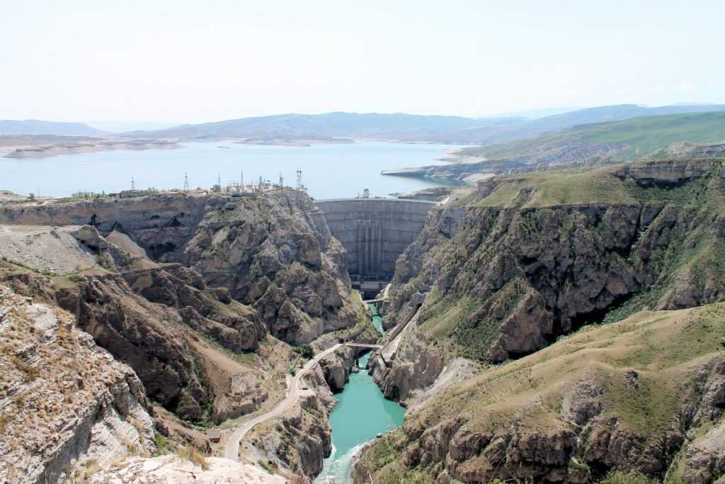 Сулакский каньон в Дагестане: как попасть и сколько это стоит