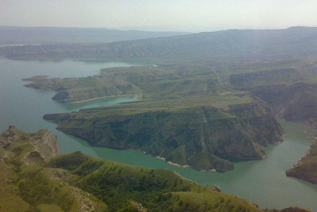 Сулакский каньон в Дагестане: горная жемчужина на берегу Каспийского моря