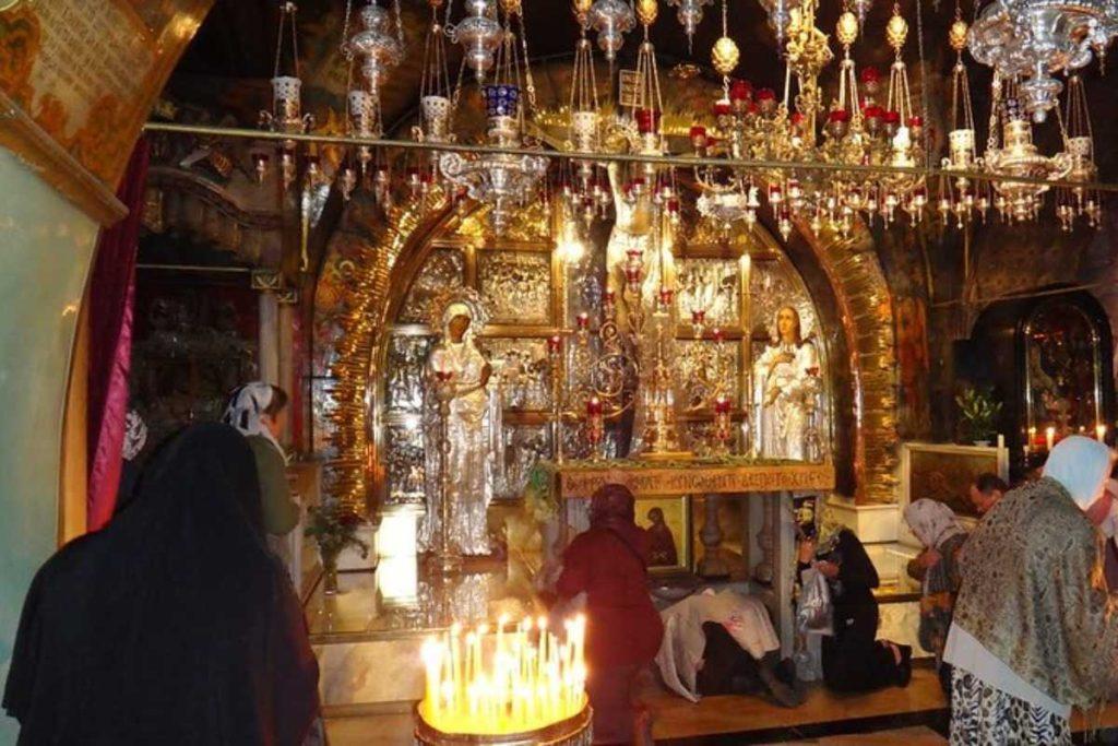 Святая Голгофа: что нужно знать туристу о месте казни Сына Божьего