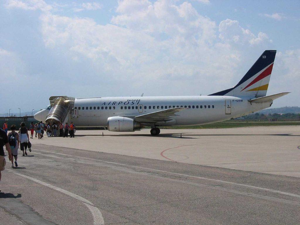 Аэропорт Анкона