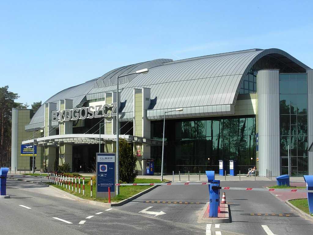 Аэропорт Быдгощ