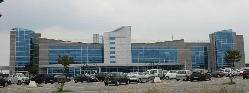 Аэропорт Кунео
