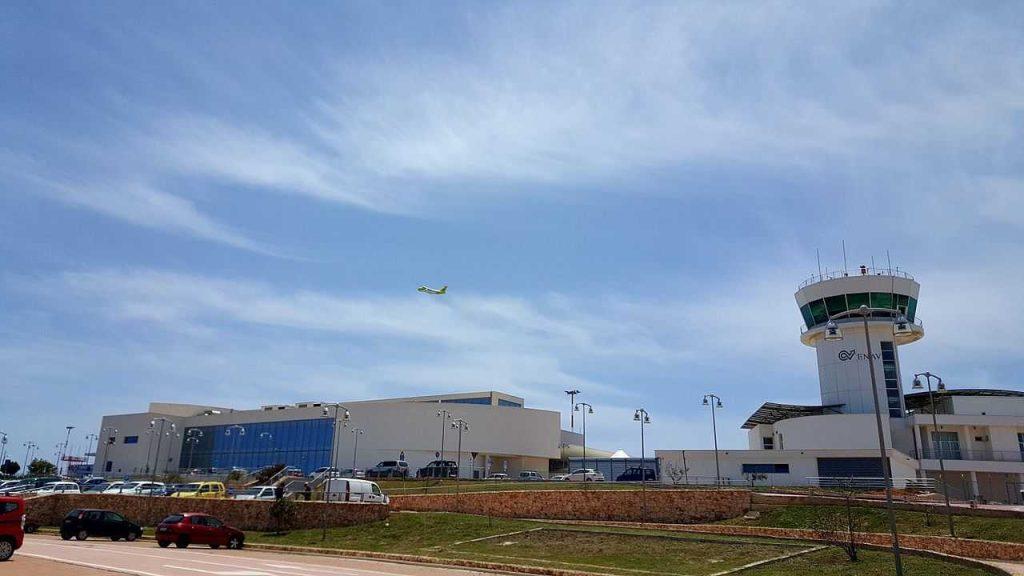Аэропорт Лампедуза