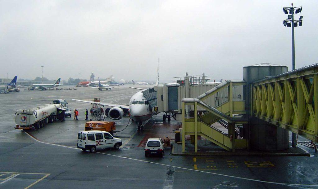 Аэропорт Милан Линате