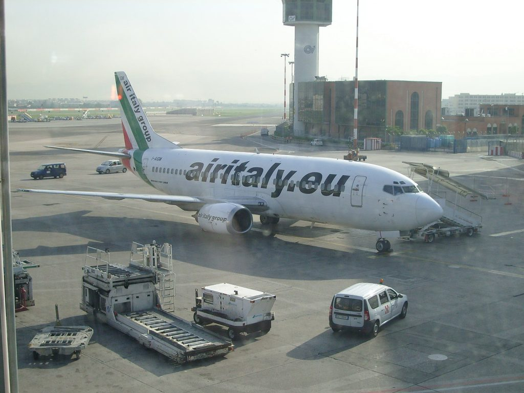 Аэропорт Неаполь