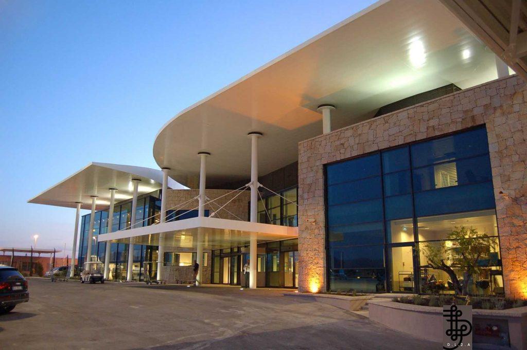 Аэропорт Ольбия