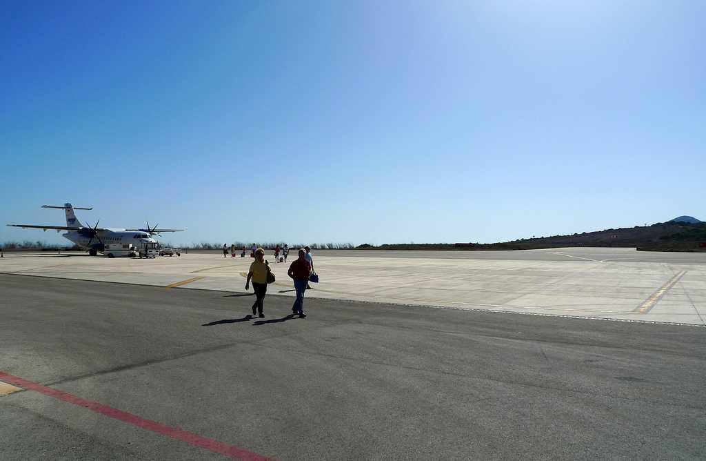 Аэропорт Пантеллерия