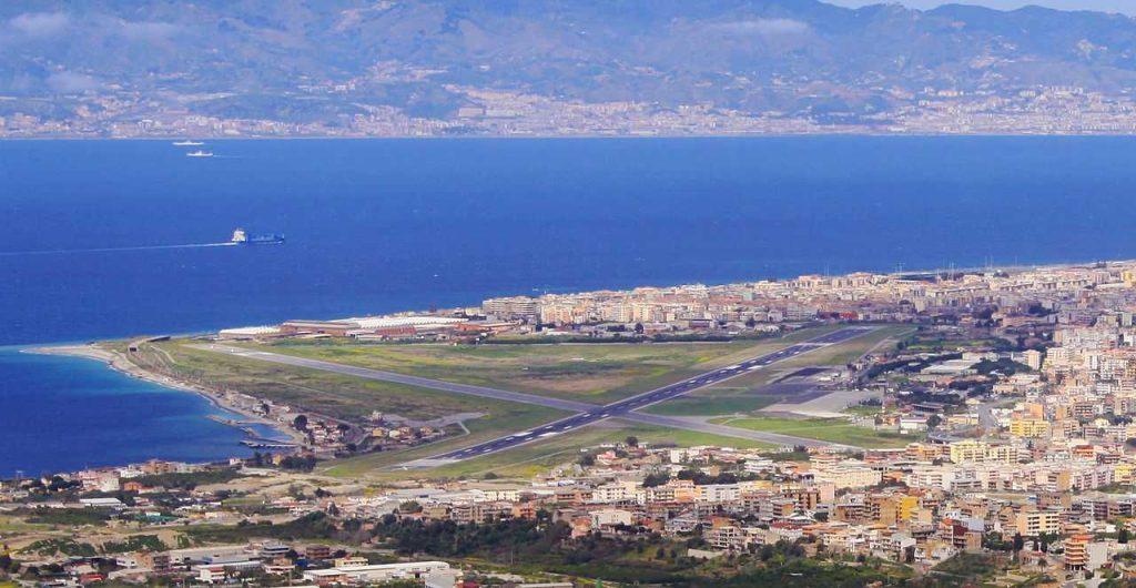 Аэропорт Реджо ди Калабрия