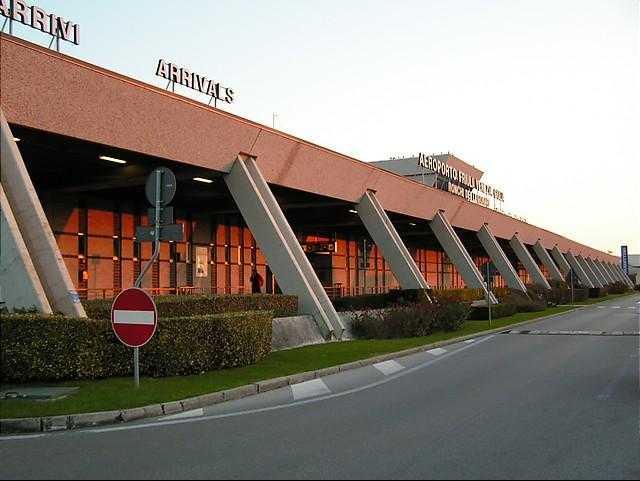 Аэропорт Триест
