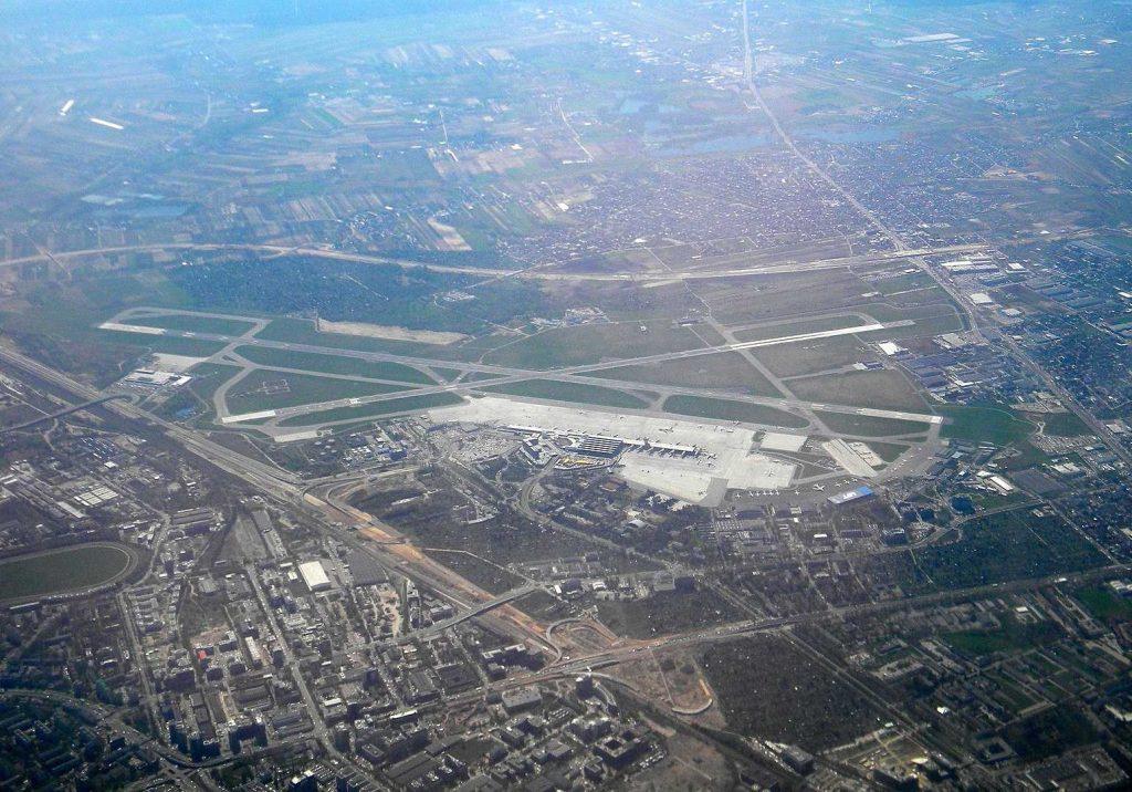 Онлайн табло аэропорта Варшава Шопен