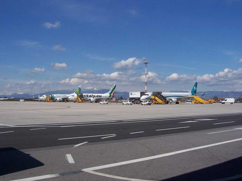 Аэропорт Верона
