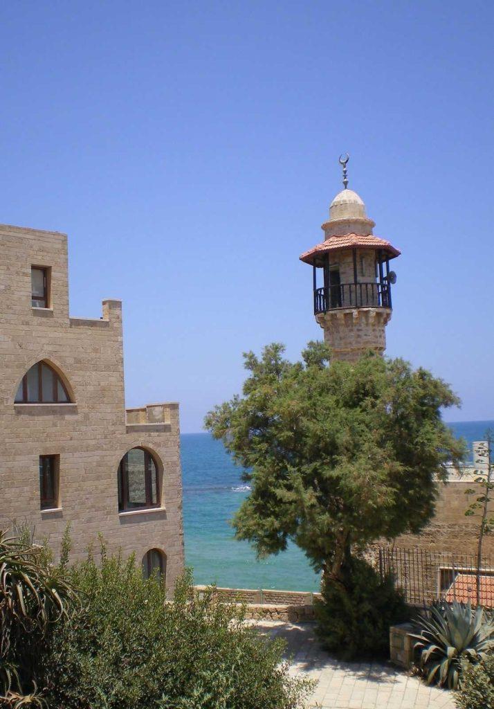 Старый город Яффо в Израиле