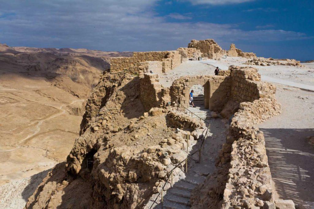 Масада в Израиле