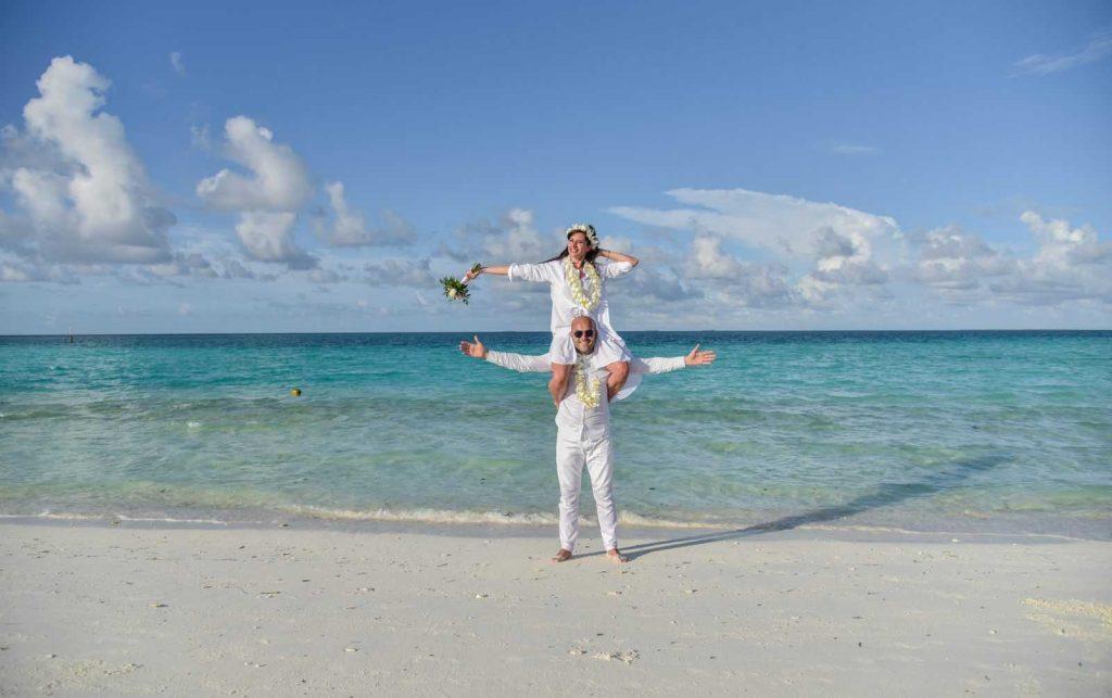 Когда лучше жениться на Мальдивах