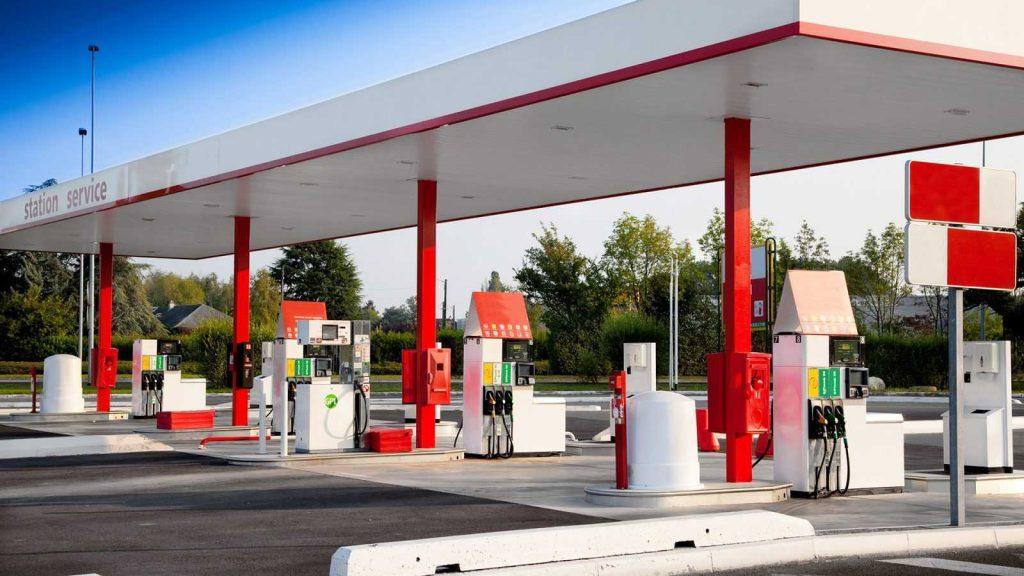 Марки и цена бензина в США