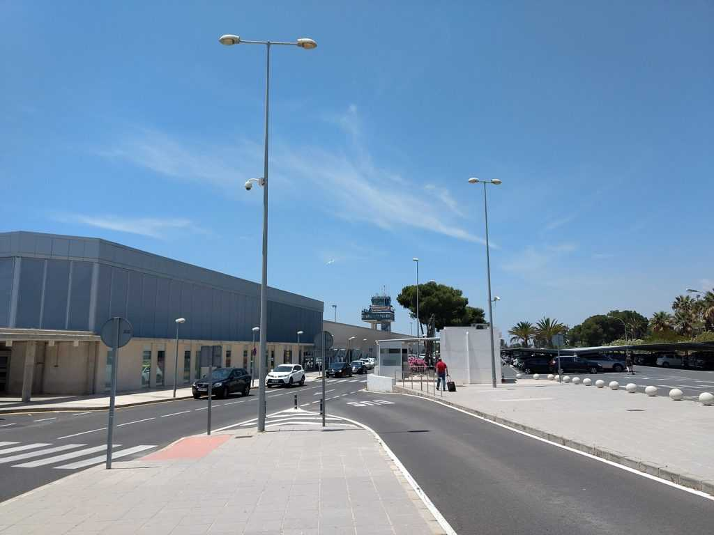 Аэропорт Альмерия