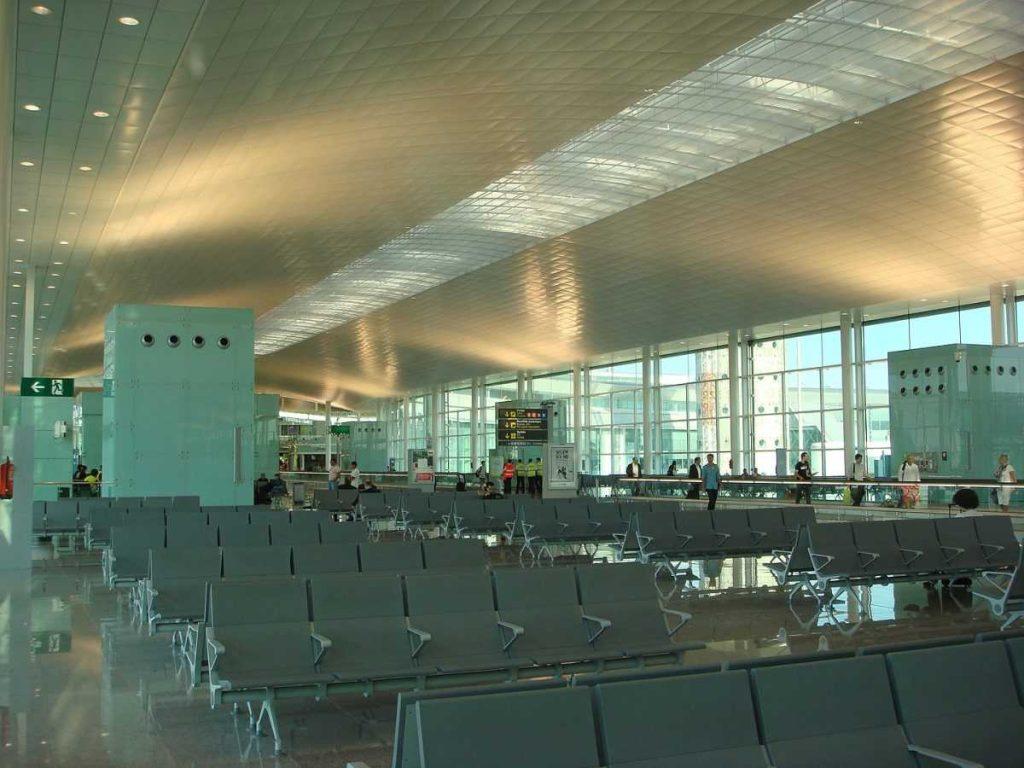 Аэропорт Барселона Эль-Прат