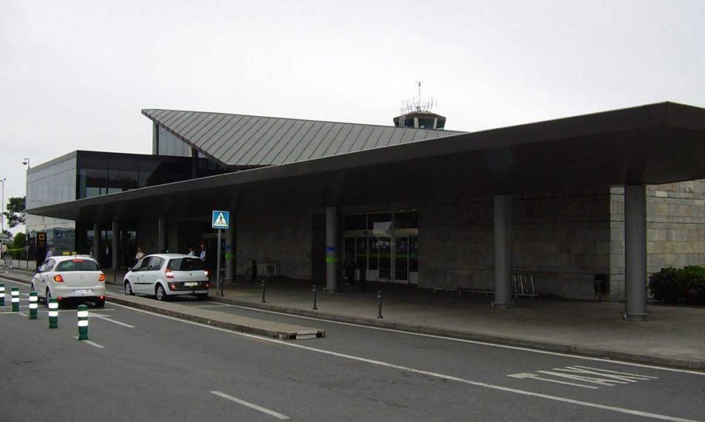 Аэропорт Ла-Корунья