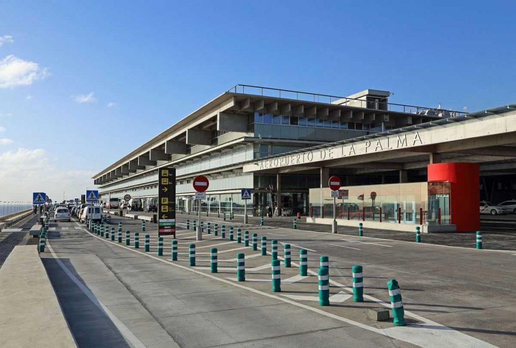Аэропорт Ла-Пальма