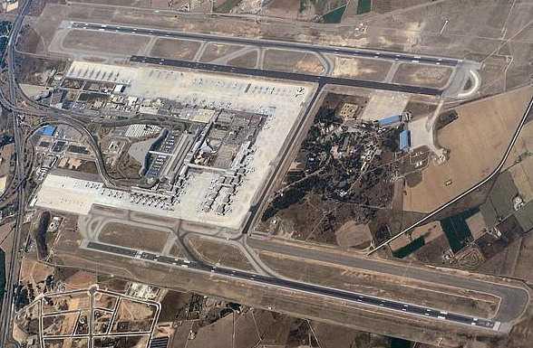 Аэропорт Пальма-де-Мальорка
