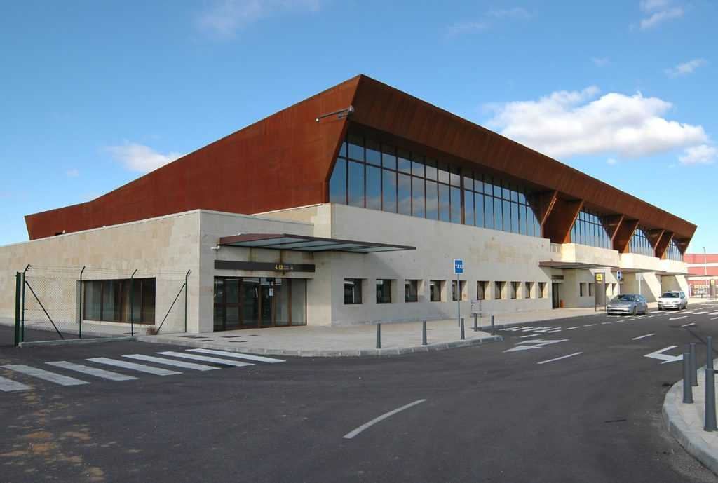 Аэропорт Саламанка Матакан