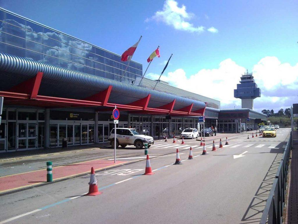 Аэропорт Сантандер