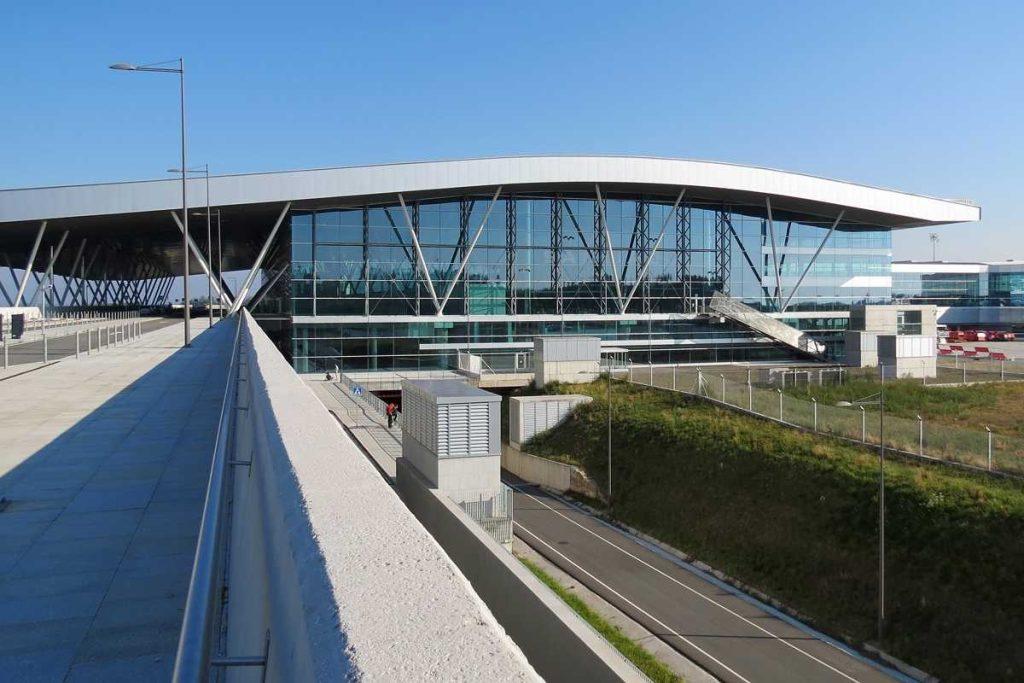 Аэропорт Сантьяго-де-Компостела