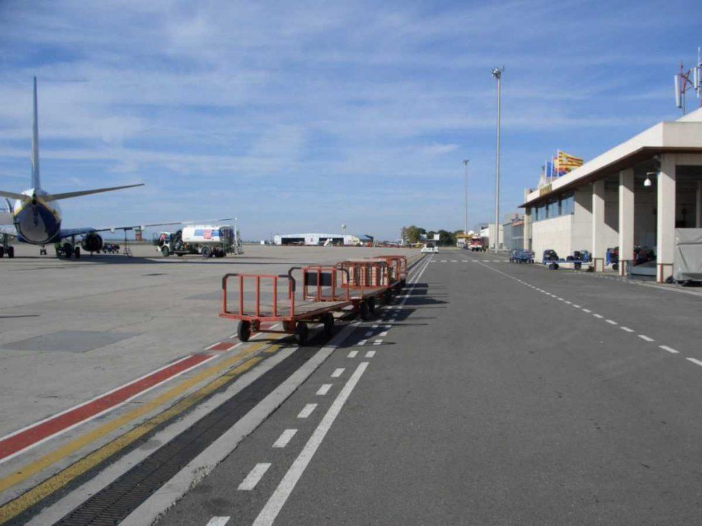Аэропорт Сарагоса