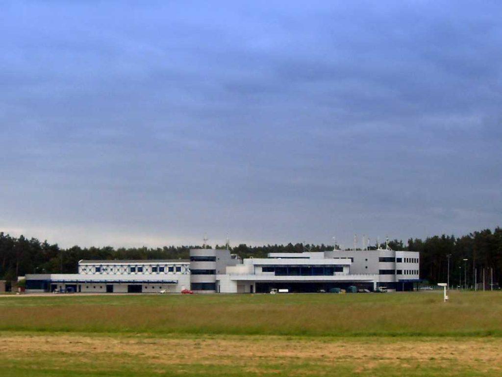 Аэропорт Щецин Голенюв
