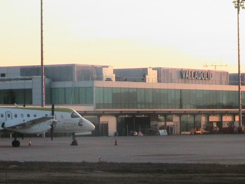 Аэропорт Вальядолид
