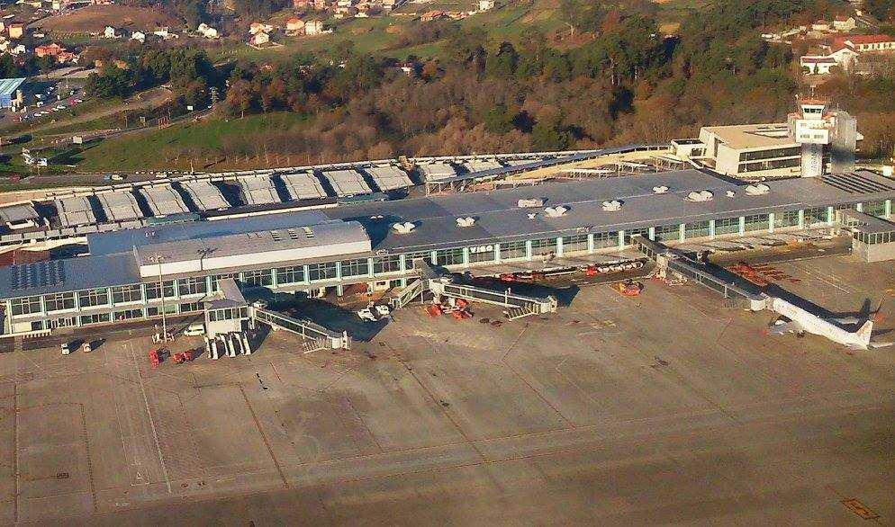 Аэропорт Виго
