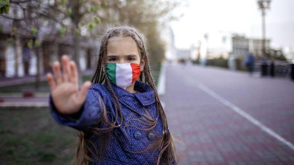 Ограничения в Италии из-за пандемии