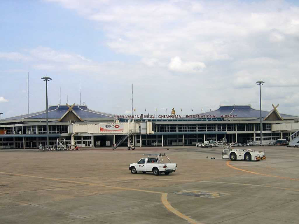 Аэропорт Чиангмай