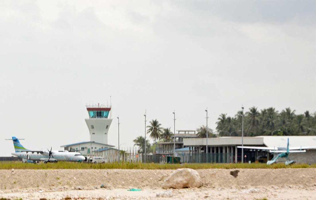 Аэропорт Маамигили