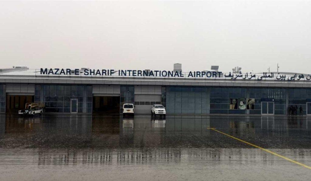 Онлайн табло аэропорта Мазари-Шариф
