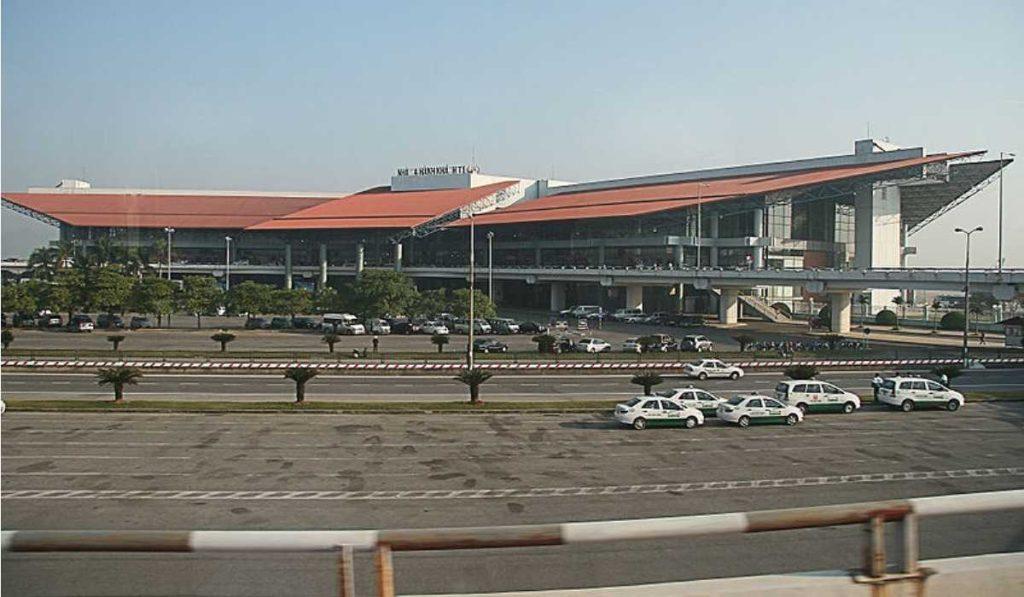Онлайн табло аэропорта Ханой