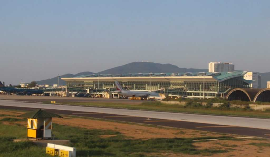 Онлайн табло аэропорта Дананг