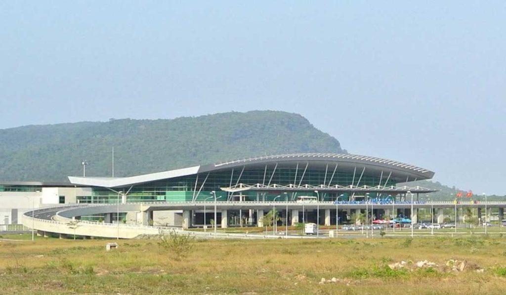Онлайн табло аэропорта Фукуок