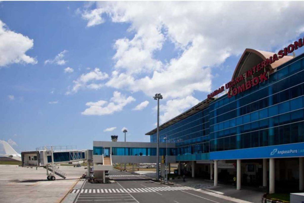 Онлайн табло аэропорта Ломбок