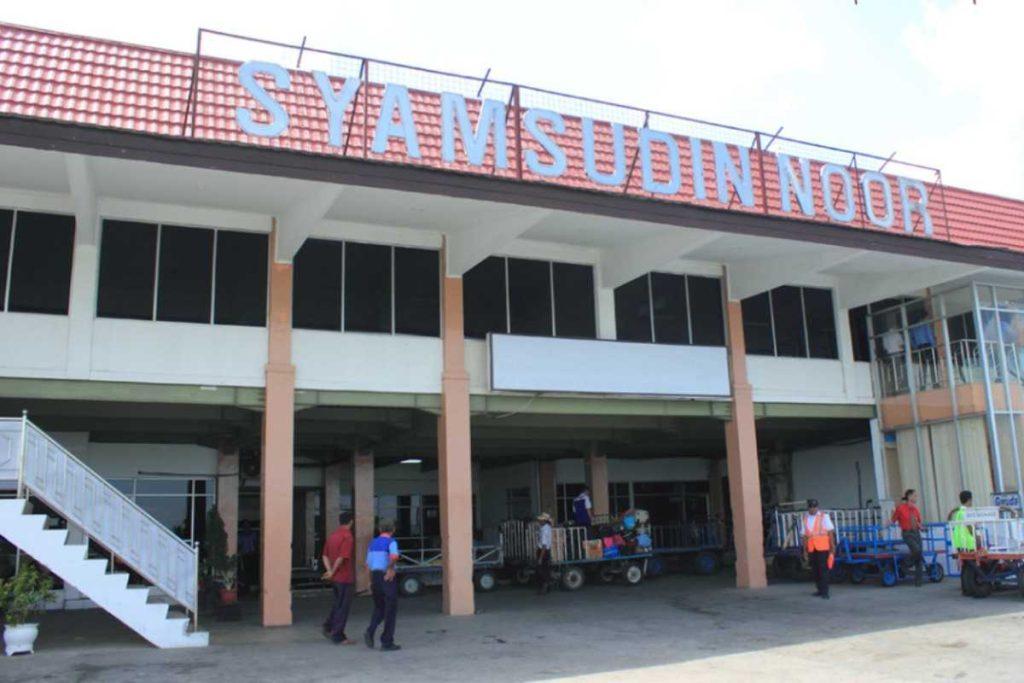 Онлайн табло аэропорта Банджармасин