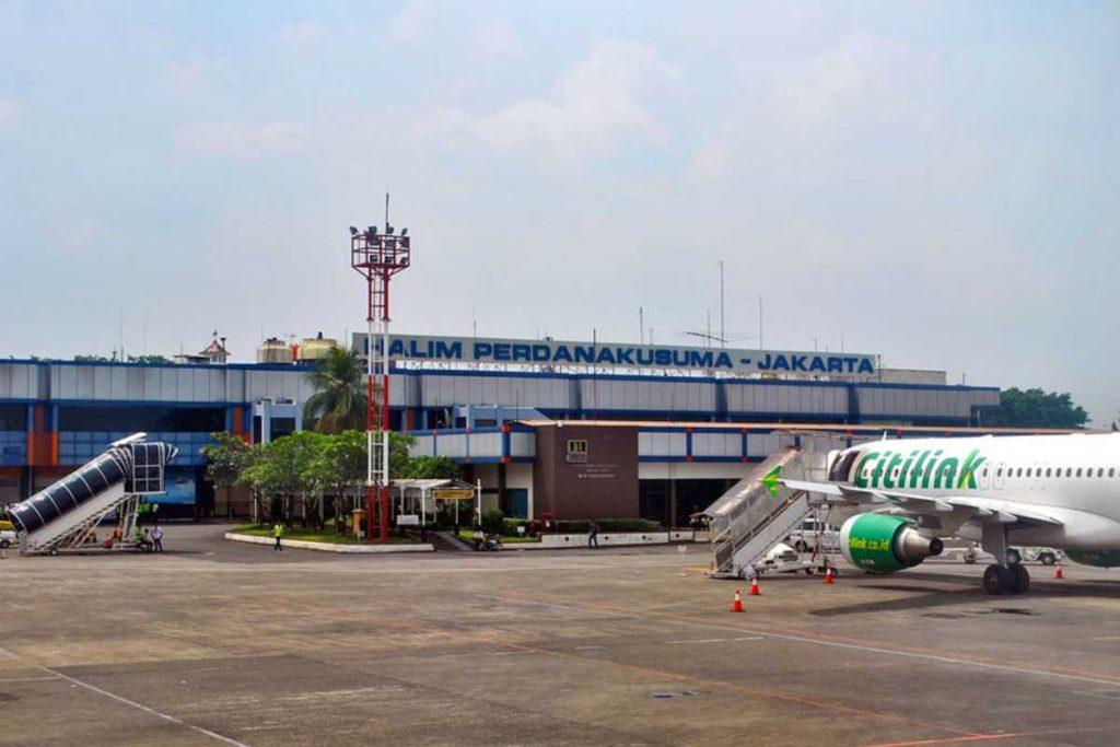 Онлайн табло аэропорта Джакарта Халим Перданакусума
