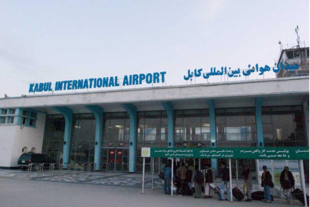 Онлайн табло аэропорта Кабул